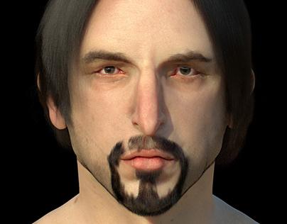 Ezio autidore Fan art