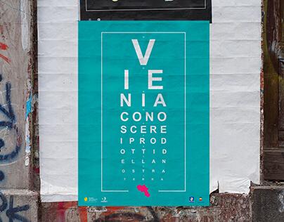 Campagna di sensibilizzazione per i prodotti campani.