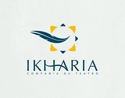 Logotipo IKHARIA