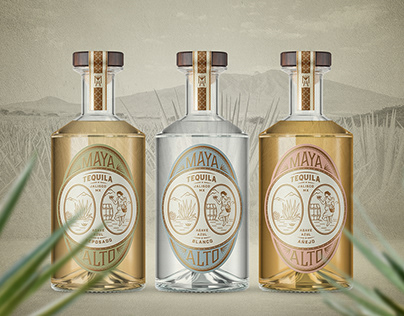Maya Alto Tequila