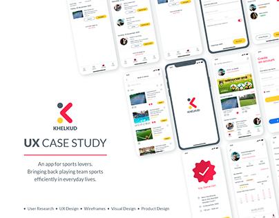 Khelkud - UX Case Study