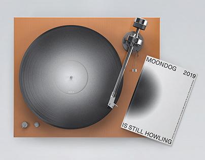 Moondog biography | booklet, vinyl