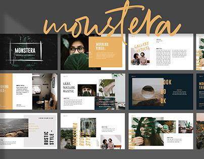 MONTSERA - Powerpoint