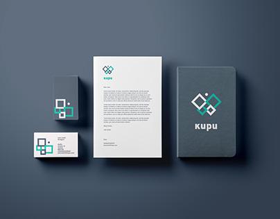 Kupu Logo Design