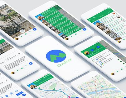 Google Outdoor Design Project
