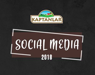 Kaptanlar Sosyal Medya