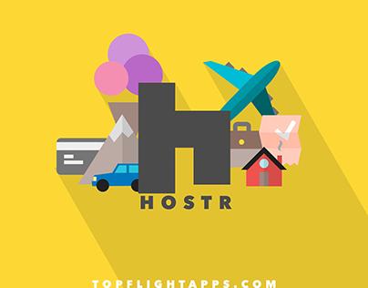 HOSTR Design Study