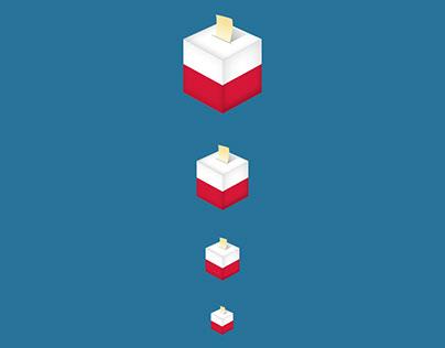 Election day emoji for OKO.press