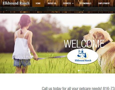 Elkhound Ranch Kennels - Website