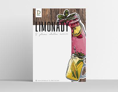 Letné limonády / Summer lemonades