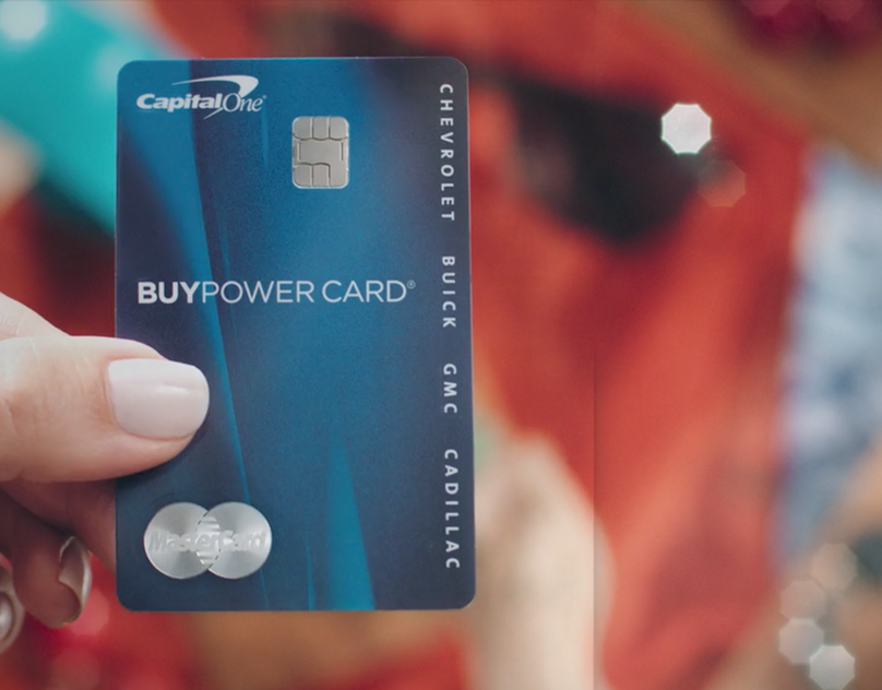Gm Capital One >> Capitalone Gm Buypower Card Perks On Behance