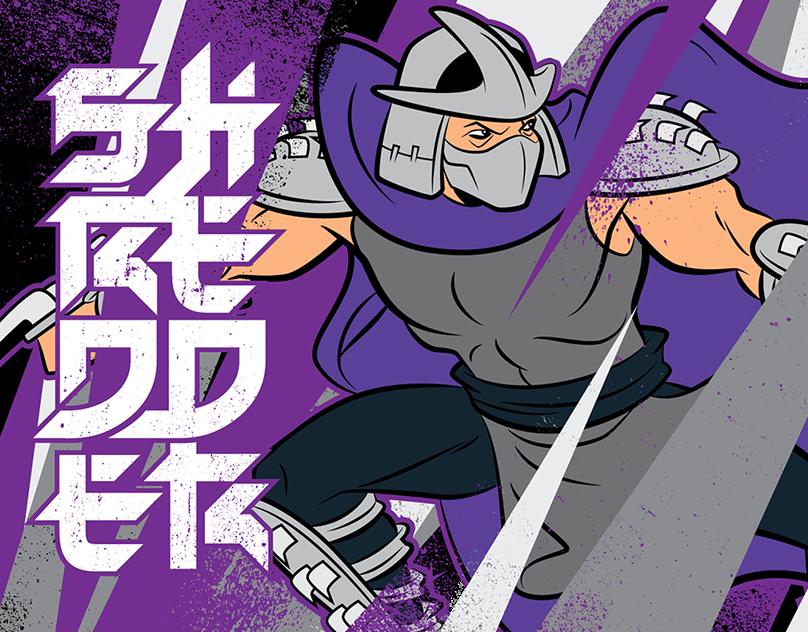 Shredder Style Guide FW17