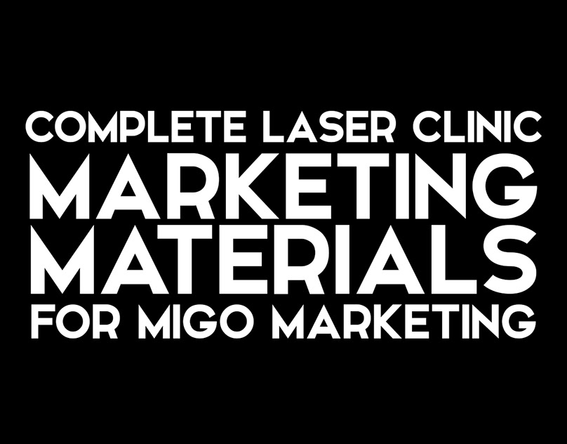 Complete Laser Clinic Materials on Behance