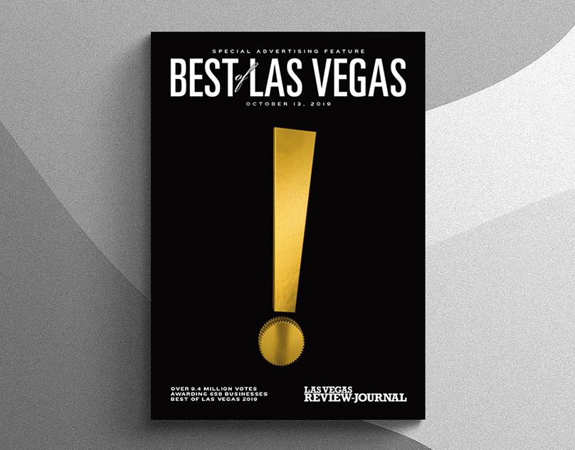 Advertising - Best Of Las Vegas/ Luxury