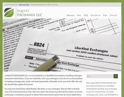 Equity Exchange LLC