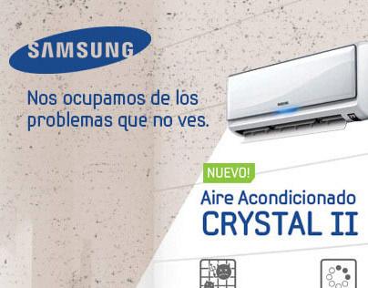 Samsung Air Conditioner on Behance