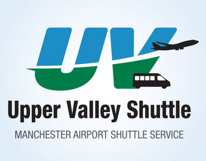 Upper Valley Shuttle Logo