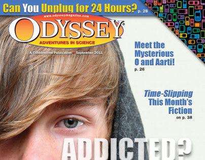 Odyssey Magazine - Addicted?