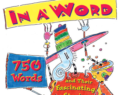 """eBook Cover """"In a Word"""""""