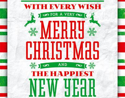 高質量的23個聖誕節海報欣賞