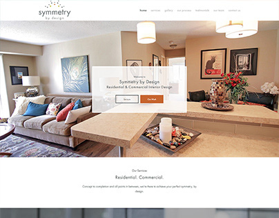 Symmetry By Design