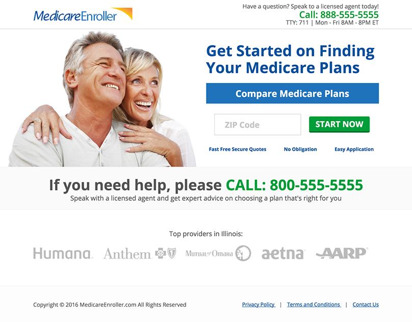 Medicare Enroller