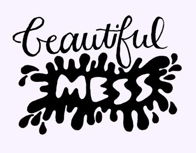 Beautiful Mess t-shirt