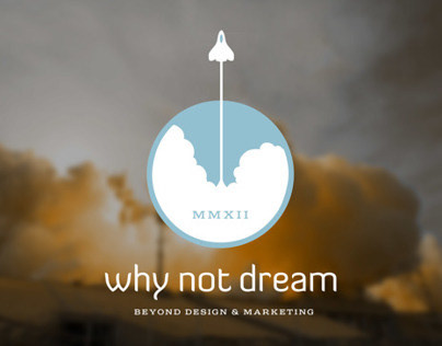 Why Not Dream Visual Identity