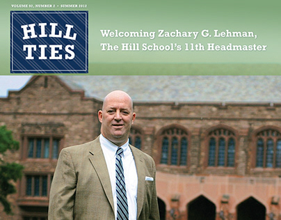 Hill Ties V92n2 Alumni Publication