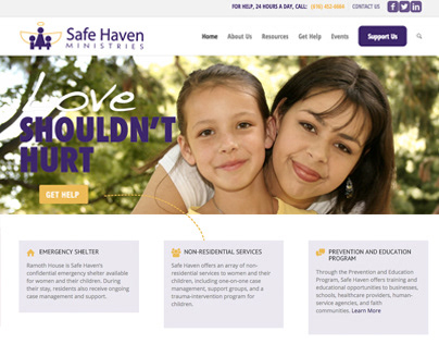 Safe Haven Ministries