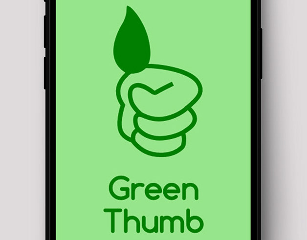 Thumb down stationery