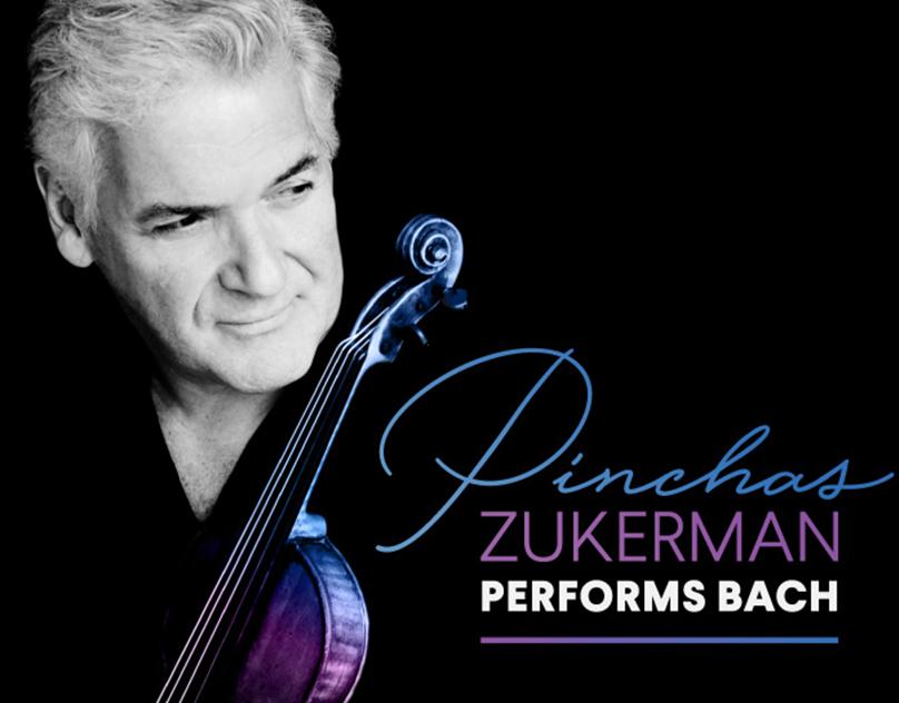 Pinchas Zukerman Performs Bach, BSO 2017-18