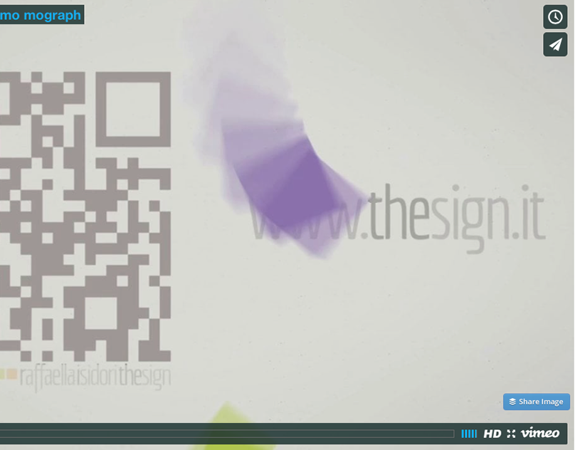raffaella isidori thesign (video)