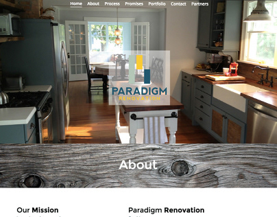 Paradigm Renovation