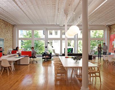 Conduit Interior Design & Signage