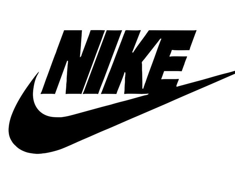 Прикольные картинки с логотипом найк