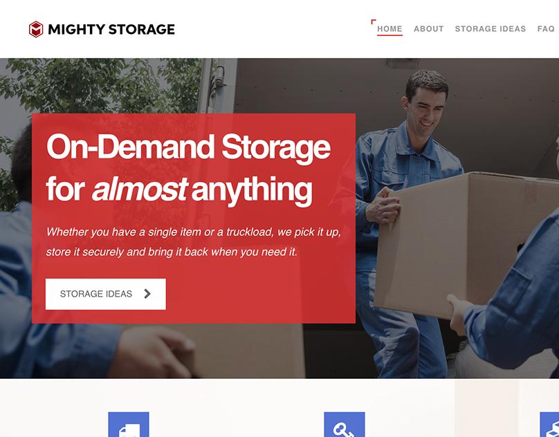 Mighty Storage