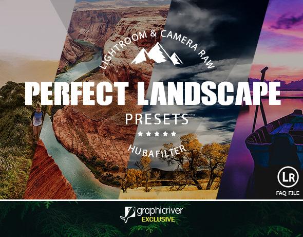 30 Perfect Landscape Lightroom & Camera RAW Presets on Behance