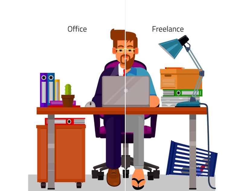 что значит фрилансер или офис