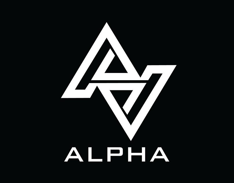 Картинки эмблема альфа