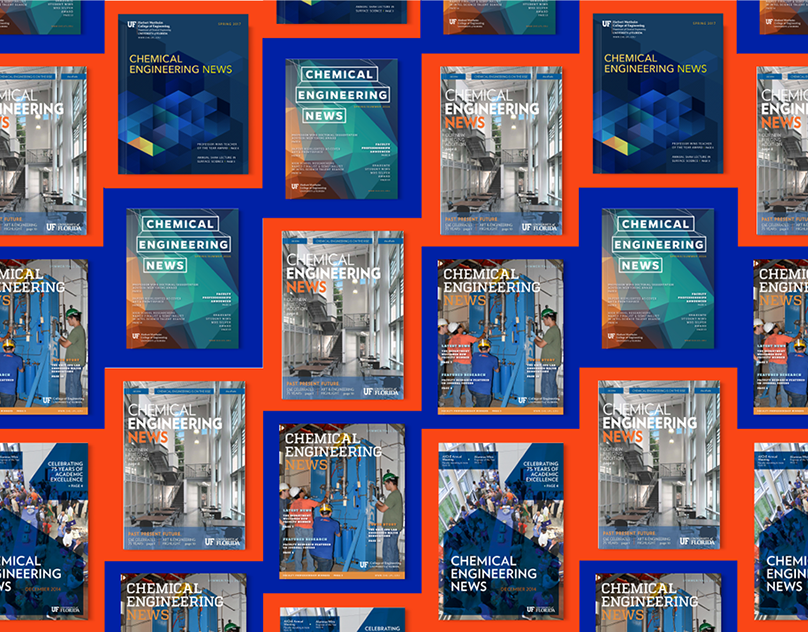 UF Chemical Engineering Newsletters