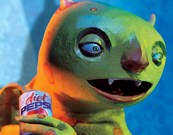 ADVERTISING: Pepsi and Frito-Lay Halloween Promotion