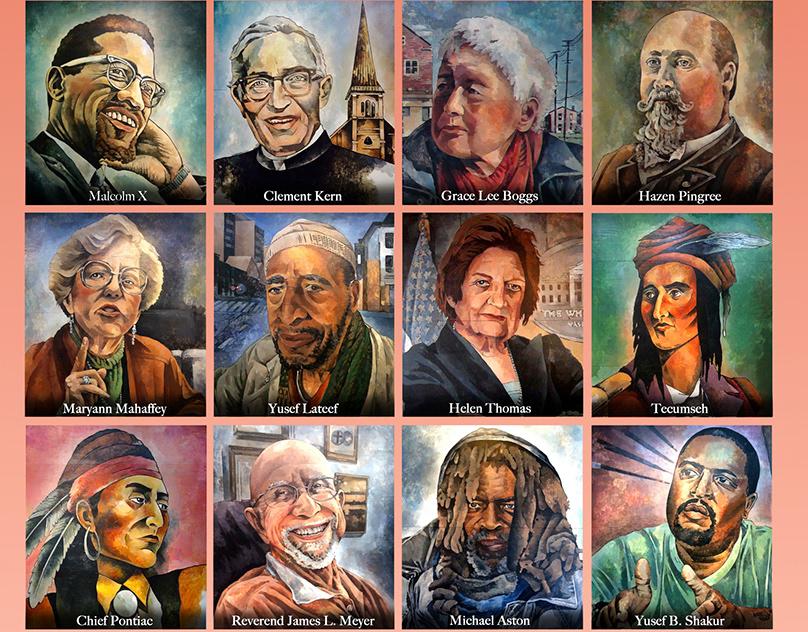The Detroit Portrait Series