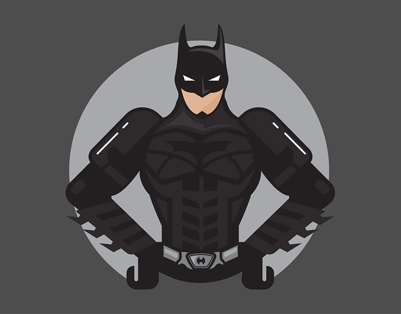 Justice League Characters on Behance