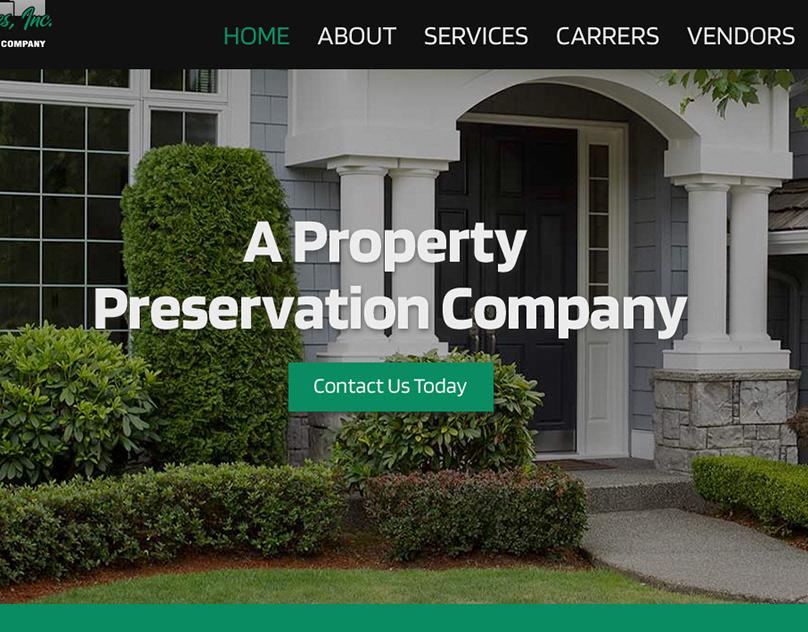 ROWE Property Preservation WordPress