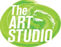 The Art Studio - Logo design