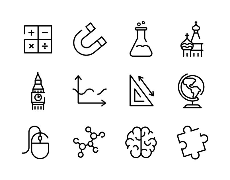 результате картинки символы предметов лисья