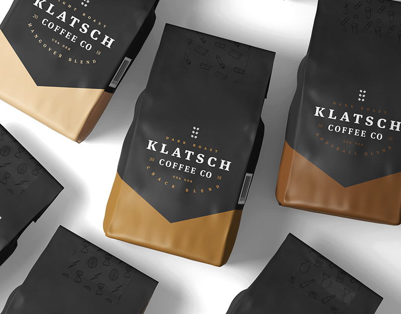 Coffee Packaging System: Klatsch Coffee Co.