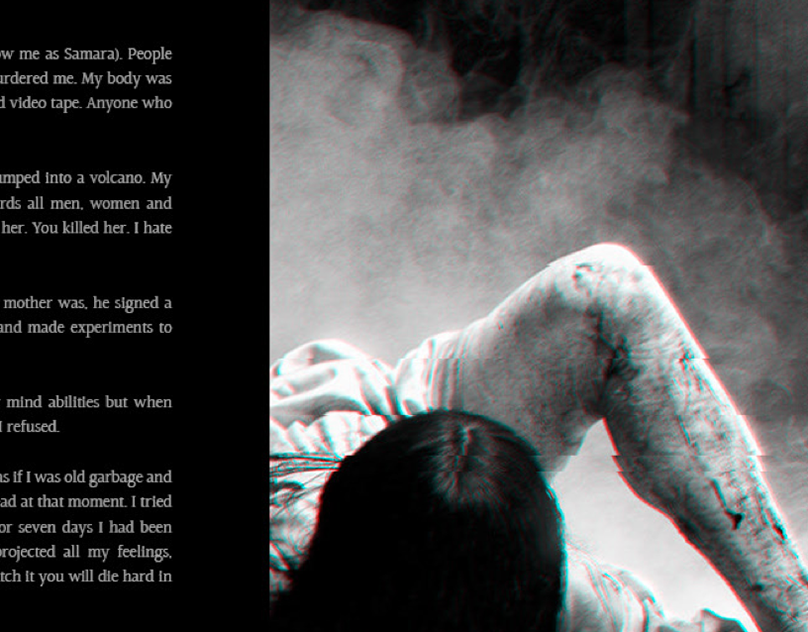 Dark Serenity. The horror website.