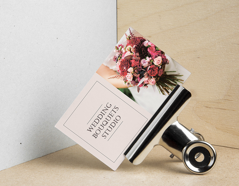 Баба, открытка визитка для цветов оригинально необычно